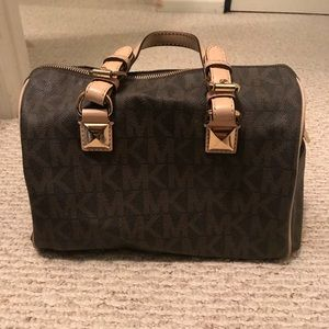 Micheal Kors speedy bag almost brand new